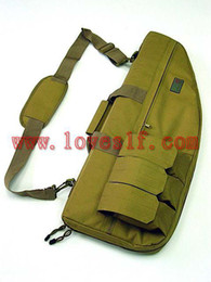 china manufacturer Loveslf Bevel tactical stealth army cases military combat thin gun bags