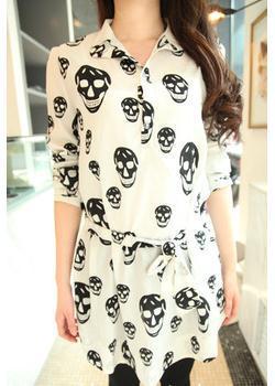 Jawbreaker Skull Net top, Jawbreaker clothing, womens tops