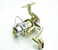Cheap Free shipping 1pcs A30-HGY10 9BB+1RB 5.2:1 Fishing Reels spinning reel lure Fishing Tackle