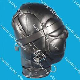 Wholesale Black Soft Heavy Duty Leather Hood