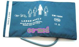 Wholesale Adult Large Blood Pressure Cuff Used on Patient Monitors Blood Pressure Monitors