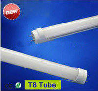 Wholesale Free FedEx W mm lm T8 Feet FT AC White K LED Tube Light Bulb Lamp Fluorescent Tube