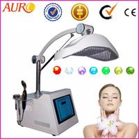 Wholesale Anti Aging Led Photon Light Photodynamic PDT Skin Rejuvenation color light skin rejuvenation wrinkle removal machine with CE Au