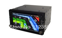 Wholesale NissanCar PC Double Din In dash car DVD player Bluetooth Radio Ipod Wifi Sulf Internet