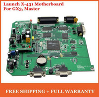 Mother Board for  X431 /Master/GX3 actron scanner - 2013 Top Rated DHL Original X431 Mother Board for Launch X431 Master GX3 Super Scanner Launch X431 mother board