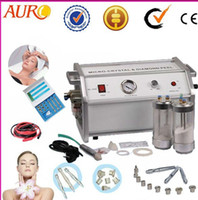 CE 110V/220V 50-60Hz 18.5KG Promotion ! Best facial diamond microdermabrasion crystal peel beauty machines Au-8304A