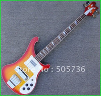 Wholesale New ricken CS sunburst STRING BASS electric guitar