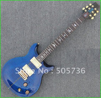 Wholesale PRS SE Custom BLUE ROYAL Electric guitar in stock OEM Guitar
