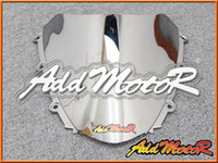 Wholesale Addmotor Windshield For Honda CBR1000RR CBR RR Electroplate Windscreen WS1027