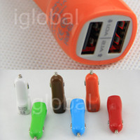 Car Chargers   Duckbill Car Charger Universal Charger Adaptor for iPhone 5 iPhone 4 4S Cellphone