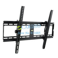 Wholesale Newest Ajustable LCD LED Plasma Flat Tilt TV Wall Mount Bracket for Black TK0574