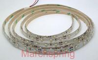 Wholesale Free ship m LED SMD V flexible light led m color LED strip white warm white blue green red yellow