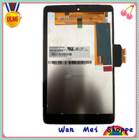 Wholesale OEM Asus Google Nexus Tablet Glass LCD Touch Screen Digitizer Assembly Parts