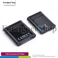 Wholesale For Samsung Galaxy Tab Note SD Card USB Connection Kit PIN OTG Adapter EPL PLRBEGSTD With Logo Retail Packaging