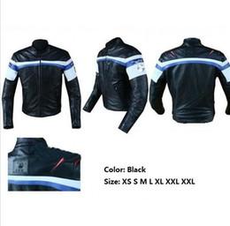PU Jacket motorcycle leather riding racing jacket motorcross jackets motorcycle locomotive jackets Motorbike Jackets Size M L XL XXL