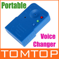 Wholesale Wireless Mini Multi Voice Changer Microphone Retail H4306