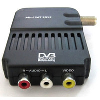 Wholesale FTA DVB S2 Mini DVB s Receiver with Biss and Twin Protocal Satellite Receiver