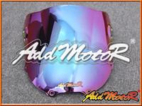 Wholesale Addmotor Windshield For Honda CBR900RR CBR RR Colorful Windscreen WS1056