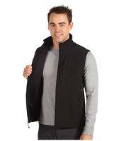 apex bionic vest - 2014 New Men s Fleece Apex Bionic SoftShell Vest Jacket Autumn Winter Windproof Waterproof Down Clothing Fashion Slim Outerwear Coats Black