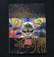 Wholesale CHINA STYLE NEW TATTOO SKETCH NEW TATTOO SKETCH FLASH DESIGN ART BOOK MAGAZINE X13 quot