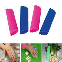 Wholesale Creative Garlic peeler Products Garlic Kitchen peeling magic peeling devices