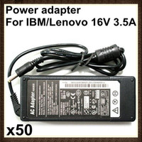 Wholesale DHL V A X2 mm AC Adapter power supply Laptop Battery Charger Adapter For IBM notebook RW PC