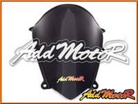 Wholesale Addmotor Windshield For Honda CBR600RR CBR RR Hot Sale Double ArcBlack Windscreen WS1084