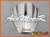 Wholesale Addmotor Windshield For Honda CBR600RR CBR RR Electroplate Windscreen WS1092