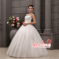Wholesale 2013 wedding dress tail lace short skirt bandage hy lacing wedding lace fabric white the weddings