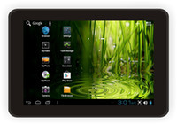 Wholesale quot multiple languages supported Tablet PC G Nand Flash G memory Multi touch Capacitive Google Android