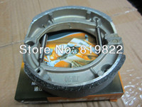 Wholesale Motorcycle brake shoe JH70 motorcycles with high quality Best perfermance motorcycle brake disk