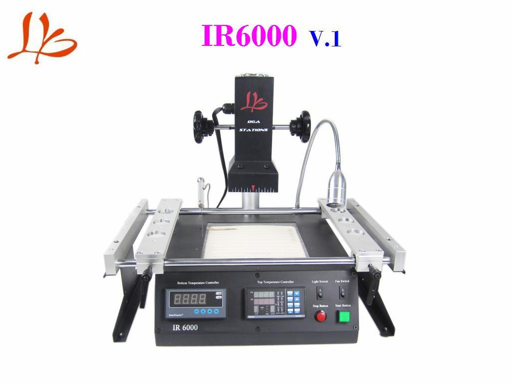Infrared Bga Rework Station Bga Rework Station ly Ir6000