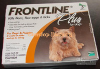 Wholesale Fedex boxes NEW Frontline Plus ml kgs Dog Flea Tick Remedi Piece boxs