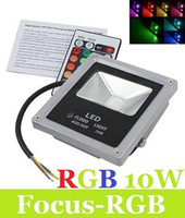 Wholesale 50pcs Cheapest W RGB Ultra Thin Led Outdoor Floodlight Lamp Waterproof IP66 High Power Led Garden Light V