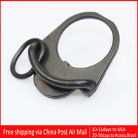 Wholesale Hot Brand New Ambidextrous Sling Attachment Point Plate Mount For M4 GBB Airsoft Accessories with opp bag