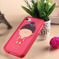 apple romania - Romania South Korea iPhone4 three piece hero of mobile phone shell Apple cell phone protective cover