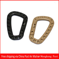 d-ring - ITW NEXUS outdoor tactical multifunctional quick release d ring buckle Carabiners for backpack mountaineering