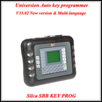Wholesale 2013 Latest Version V33 Sbb Key Programmer SBB Key Pro LockSmith obd03