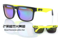 Wholesale 2013 new SPY OPTIC KEN BLOCK HELM Sunglasses SPYOPTIC Outdoor Cycling Sun Glasses Come With Box XD