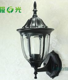 wholesale LED omni project-light billboard courtyard garden shopping wall lights lamps Restore ancient ways waterproof