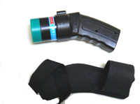 Wholesale sky5 SHOOTING TYPE self defense Multifunctional flashlight with laser light