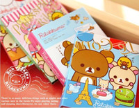 bear notepads - New Cute cartoon small bear Notepad Memo sticky note pad notebook