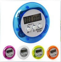 Wholesale Promotions Novelty digital kitchen timer Mini Digital LCD Kitchen Count Down Clip Alarm Timer