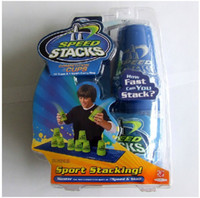 Wholesale Mini SPEED STACKS Hot Selling CUPS BAG TIMER TRAINING MANUAL