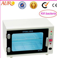 AC 110V/220V 50-60Hz 10W 4.8Kg Promotion Nice price Disinfection Cabinet uv lamp sterilization uv sterilizer for salons with CE approval Au-208
