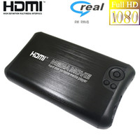 Wholesale New P Hd Media Player RMVB RM MKV AVI VOB Inch Sata Hdd With Usb Otg Player