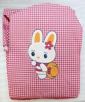 1PCS Red Cartoon Rabbit Kitchen Apron #23091