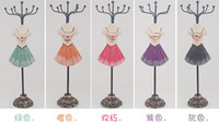 Wholesale new arrival jewelry holderSexy classic Colorful Ballet dresses
