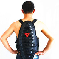 body armor - Brand New Motorcycle Motocross Bike Rock Climbing Back Protector Body Spine Armor One Size D