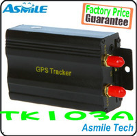 Wholesale CAR Vehicle GPS TRACKER TK103A price